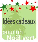 Idées cadeaux pour un Noël vert